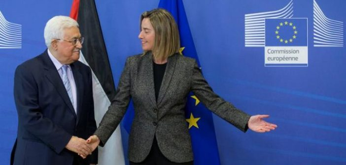 Mahmoud Abbas to meet EU Foreign Ministers in Brussels as EU envisages Association Agreement with the Palestinians