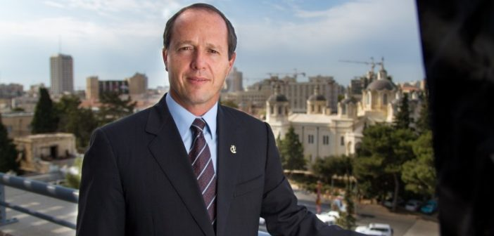Mayor  Nir Barkat: Jerusalem is one of the safest cities in the world due to 'zero misuse' of guns