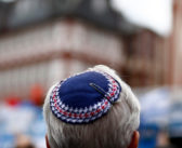 Rabbi attacked in Vienna by knife-wielding woman