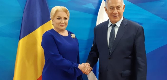 Israel's PM Netanyahu asks Romania 'to stop bad resolutions against Israel in the EU'