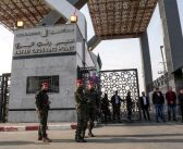 Standoff between Italian diplomats and Hamas in Gaza ends