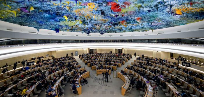 UNHRC adopts five resolutions bashing Israel and its various actions