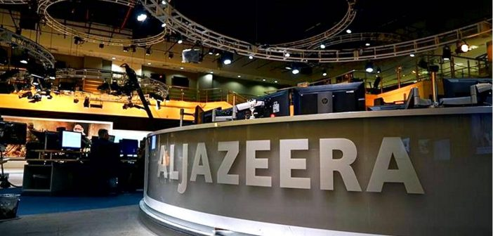 Al Jazeera suspends two journalists for video questioning the Holocaust