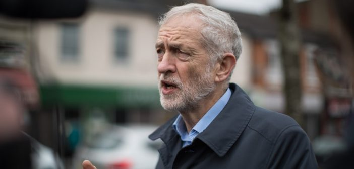 Hamas terror group thanks Labour party leader Jeremy Corbyn for his support