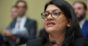 U.S. Representative Rashida Tlaib strives to alter narrative of hate fomented by Arabs
