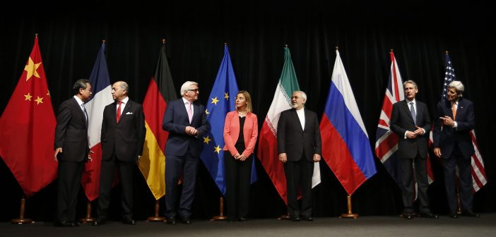 Iran is upping the pressure on Europe