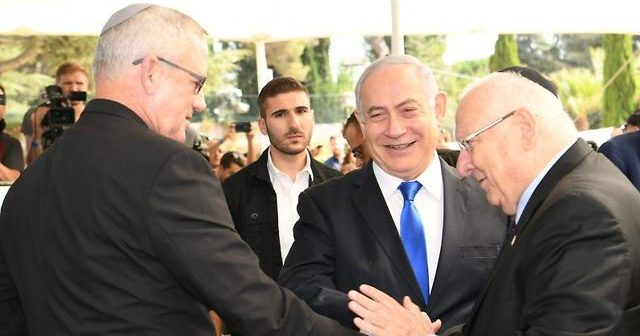 "Israel's post election: President Rivlin says he ""will do everything he can to prevent third election'"