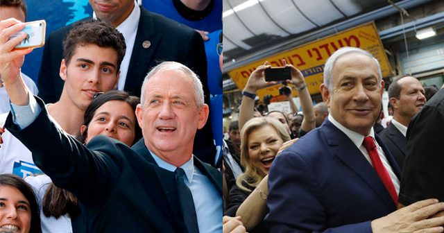 Israel's post election: Netanyahu calls for 'strong, stable and Zionist' government, Gantz urges national unity, Lieberman as kingmaker