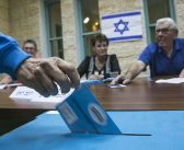 Israelis vote : turnout appears to be higher than expected