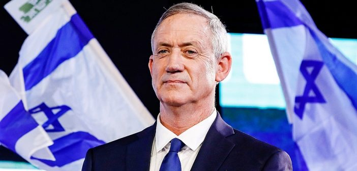 After Netanyahu failed to form a government coalition, Israeli President Rivlin to task Gantz