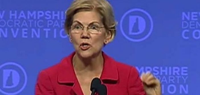 Democratic presidential candidate Elisabeth Warren says 'everything on the table' to halt settlement expansion including cutting Israel aid