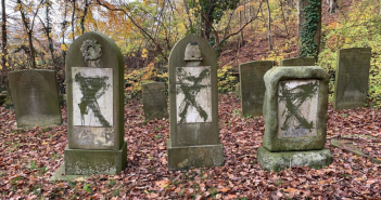 Danish PM after antisemitic acts, including desecration of cemetery:  'Our Jewish citizens must not live in fear'