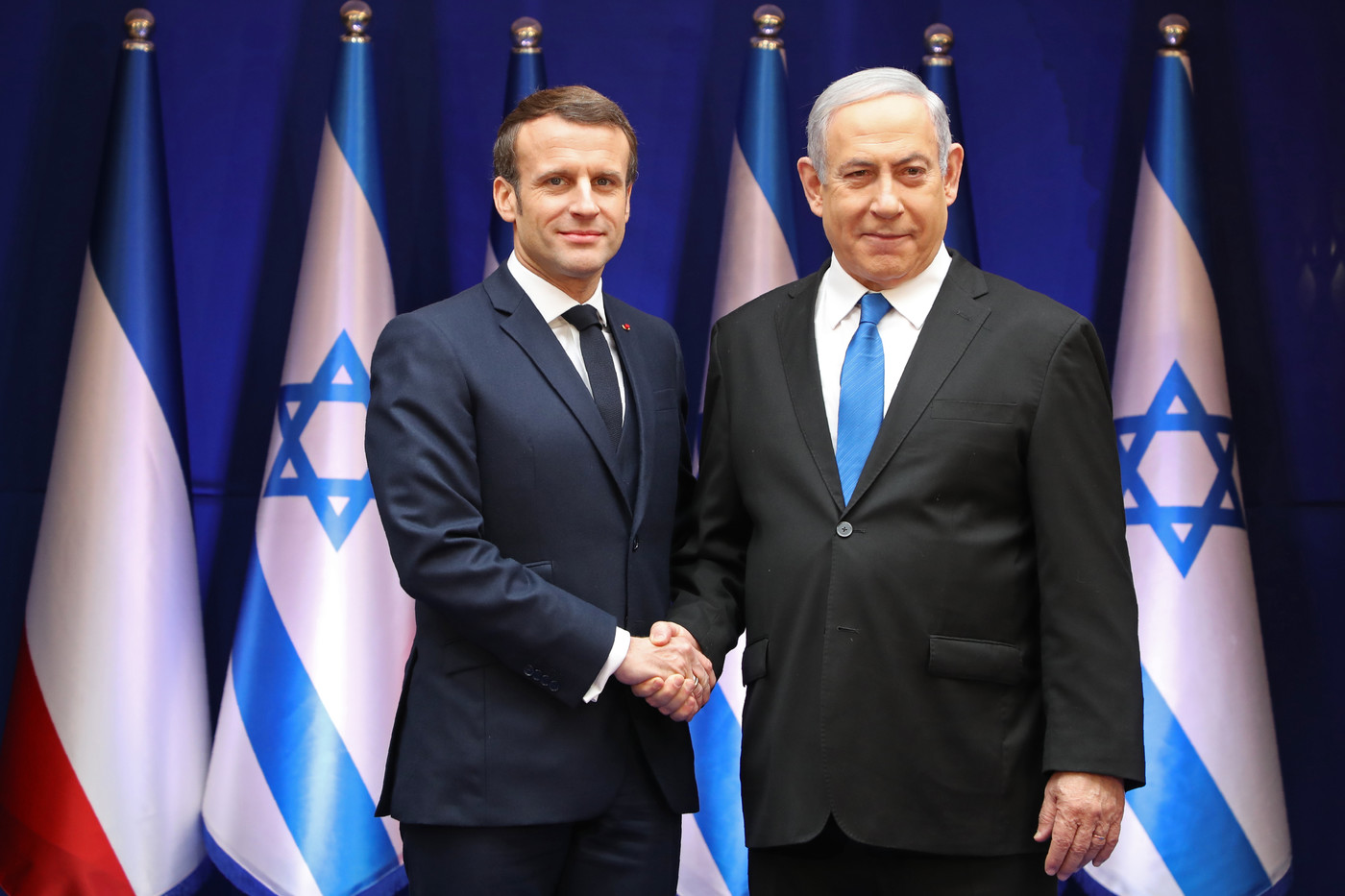 Growing Concern Over Antisemitism In France High On French President S Macron Agenda In Israel Ejp