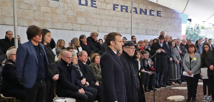 Are French authorities doing enough to combat antisemitic acts ?