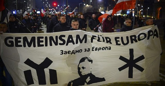 Bulgaria prevents annual neo-Nazi march