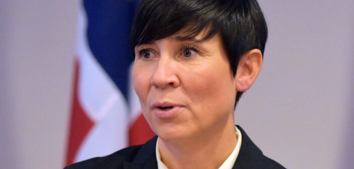 Norway's FM announces withholding of funds to PA education until textbooks are improved