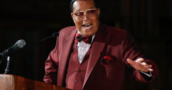 Combat Anti-Semitism Movement has launched a campaign urging the public to call on YouTube to remove Louis Farrakhan's 4th of July antisemitic address