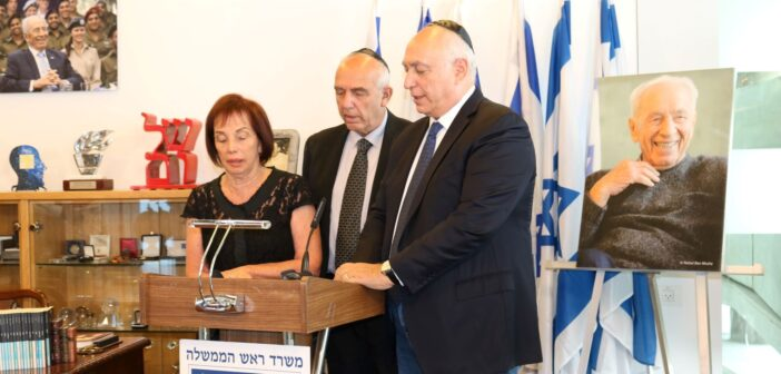 World leaders remember Shimon Peres at virtual ceremony
