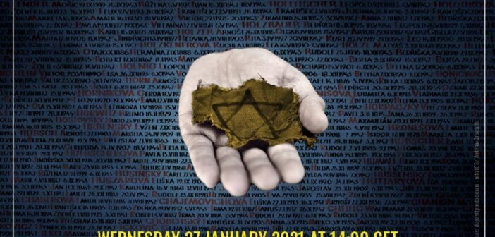 EU leaders, ministers, parliamentarians, Jewish leaders to gather online to mark International Holocaust Remembrance Day