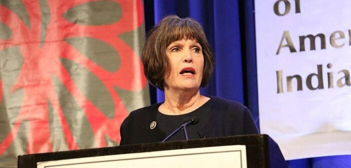 Zionist Organization of America denounces selection of Betty McCollum as chair of House defense committee