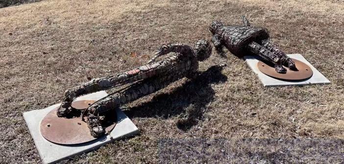 Police arrest Oklahoma teens for vandalizing children's Holocaust memorial