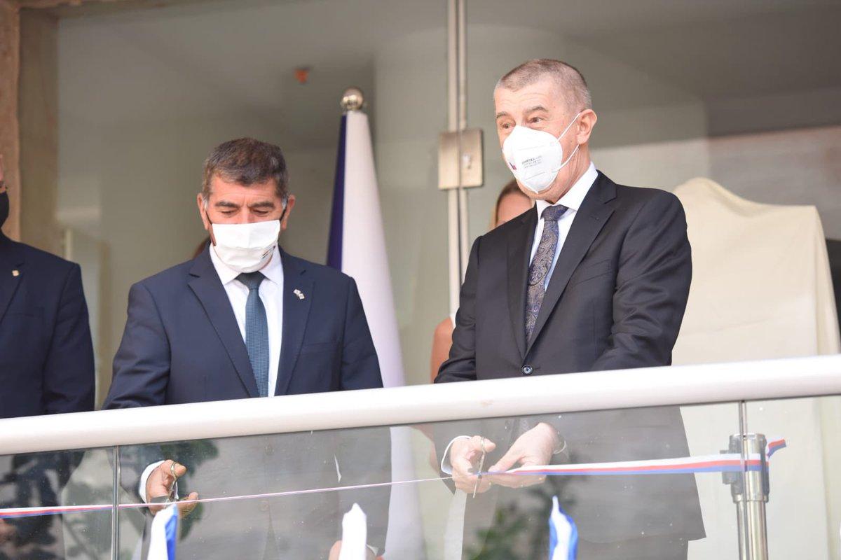 The Czech Republic opens a diplomatic representation in Jerusalem