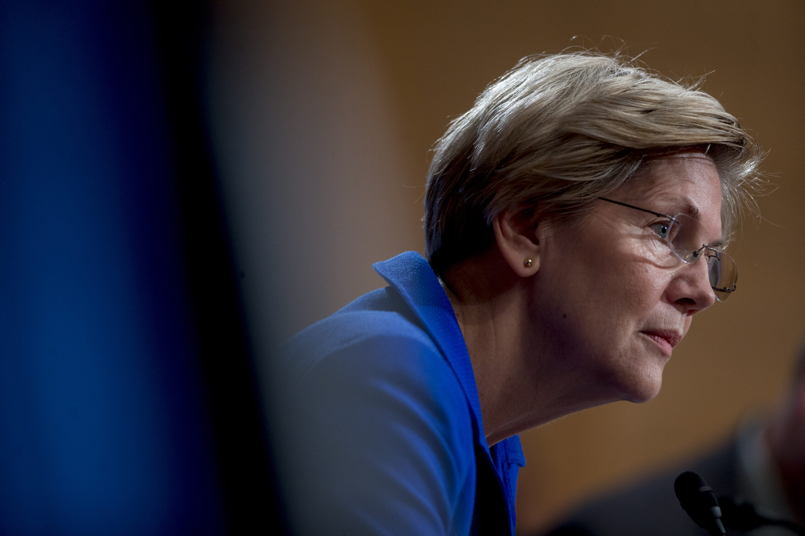 Senator Warren urges US to explore conditioning aid to Israel to help it 'adjust course
