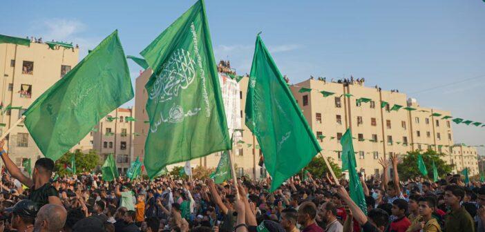 German government bans flag of Hamas following anti-Semitic incidents