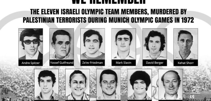 Israelis murdered at 1972 Munich Olympics honored in moment of silence in opening ceremony of Tokyo Olympics