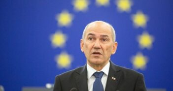 Slovenian Prime Minister Jansa's remarks on human rights violations in Iran drew reaction from EU's Borrell