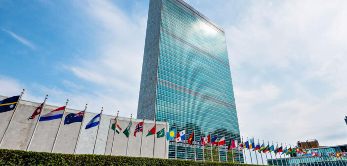 Hundreds of lawmakers from Europe, North America and Israel urge end of bias against Israel at the United Nations