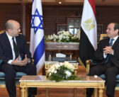 At meeting in Sharm el-Sheikh, Israel's Prime Minister Bennett and Egyptian President El-Sisi agreed to deepen ties between the two countries