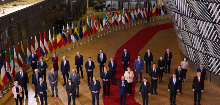 EU leaders welcome EU strategy on combating antisemitism and fostering Jewish life